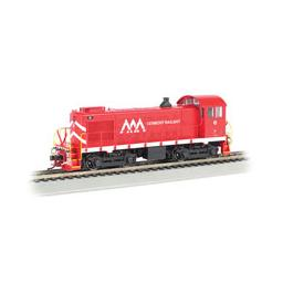 Click here to learn more about the Bachmann Industries HO S4, VTR.