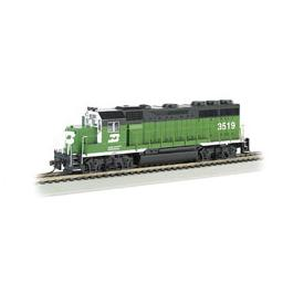 Click here to learn more about the Bachmann Industries HO GP40, BN.