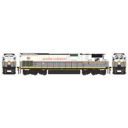 Click here to learn more about the Bowser Manufacturing Co., Inc. HO C636 w/DCC & Sound, D&LW #3642.