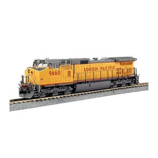 Kato USA, Inc. HO C449W w/DCC, UP #9660