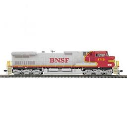 Click here to learn more about the M.T.H. Electric Trains HO Dash-9 w/PS3, BNSF #4719.