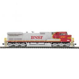 Click here to learn more about the M.T.H. Electric Trains HO Dash-9 w/PS3, BNSF #4707.