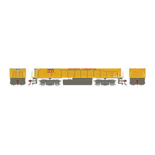 Roundhouse HO GP40-2, UP/Baby Wings #1337
