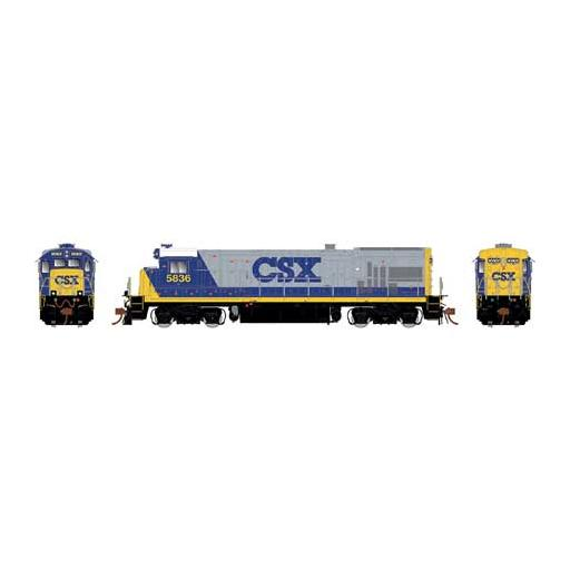Rapido Trains Inc. HO GE B36-7, CSX/YN2 #5885