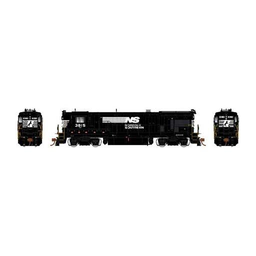 Rapido Trains Inc. HO GE B36-7, NS/Black #3815