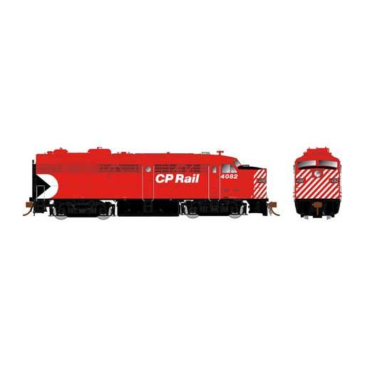 Rapido Trains Inc. HO FPA2, CPR #4096
