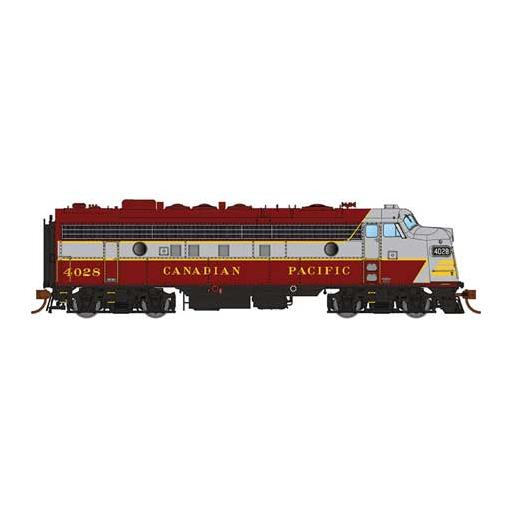 Rapido Trains Inc. HO FP7 w/DCC & Sound, CPR/Block #4069