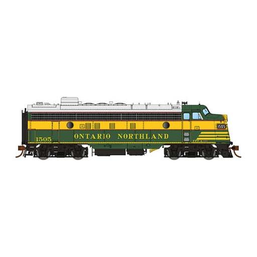 Rapido Trains Inc. HO FP7 w/DCC & Sound, ONT/Early #1505