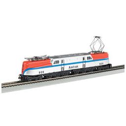 Click here to learn more about the Bachmann Industries HO GG1, Amtrak.