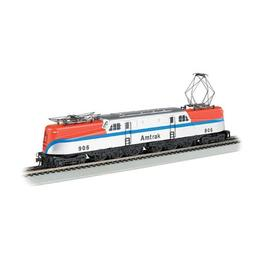 Click here to learn more about the Bachmann Industries HO GG1 w/DCC & Sound Value, Amtrak.