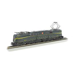 Click here to learn more about the Bachmann Industries HO GG1 w/DCC & Sound Value, PRR.