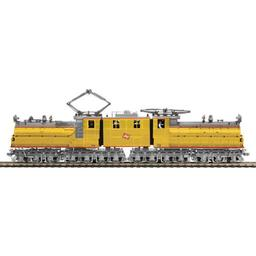 Click here to learn more about the M.T.H. Electric Trains HO Bi-Polar w/PS3, MILW/Yellow #E-4.