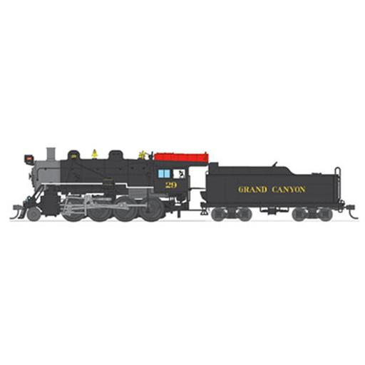 Broadway Limited Imports HO 2-8-0 Consolidation w/DCC & Sound, GCRY #29