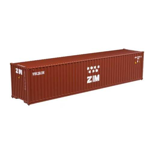 Atlas Model Railroad HO 40''Standard Container,Undec/0-3-0 OUT Doors(3)