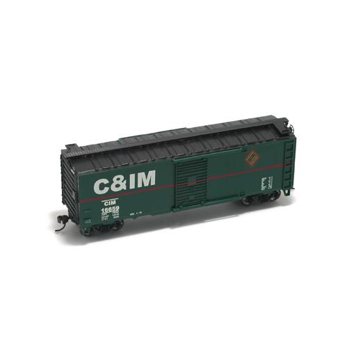 Bachmann Industries HO 40'' Box, C&IM