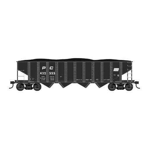 Bowser Manufacturing Co., Inc. HO H5 4-Bay Hopper, PC #432555
