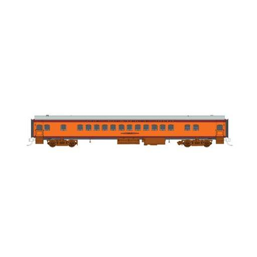 Fox Valley Models HO Hiawatha Coach, MILW #4434