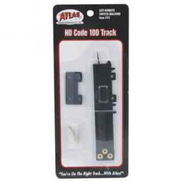 Click here to learn more about the Atlas Model Railroad HO Code 100 Remote Left-Hand Switch Machine.