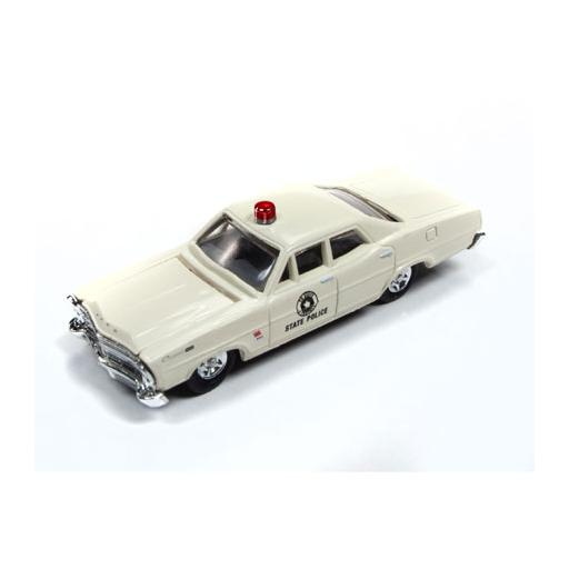 Classic Metal Works HO 1967 Ford State Police Car