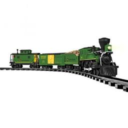 Click here to learn more about the Lionel Ready-to-Play John Deere Train Set.