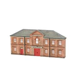 Click here to learn more about the Bachmann Industries N Building Front, Merchants Hall.