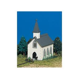 Click here to learn more about the Bachmann Industries N Built-Up Country Church.