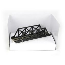 Click here to learn more about the Bachmann Industries N Built Up Bridge.