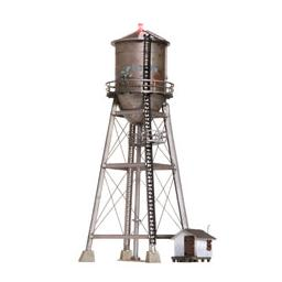 Click here to learn more about the Woodland Scenics N Built-Up Rustic Water Tower.