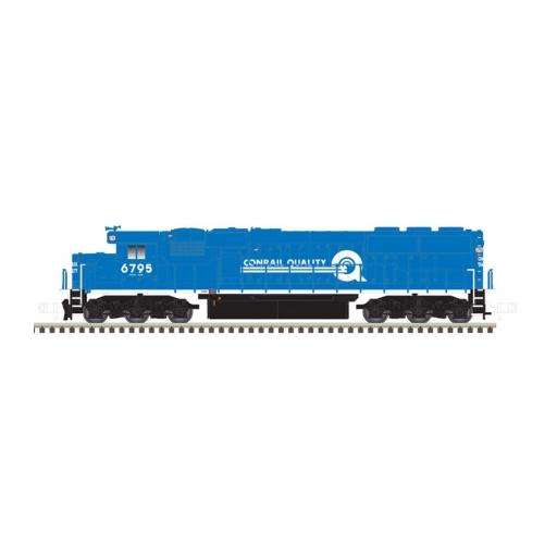 Atlas Model Railroad N SD50, CR #6795