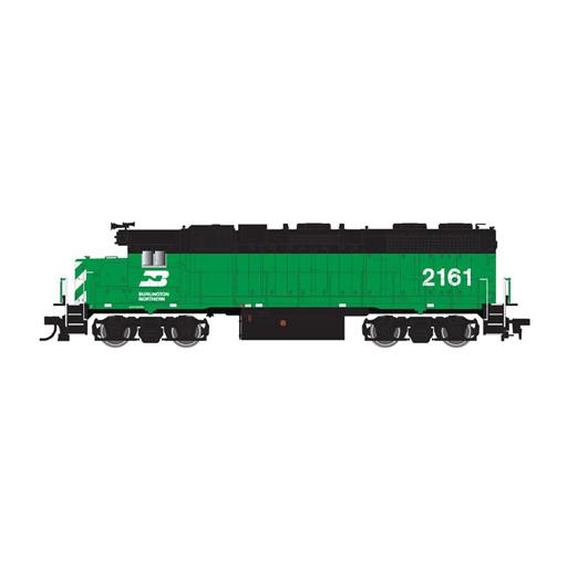 Atlas Model Railroad N GP38, BN #2177
