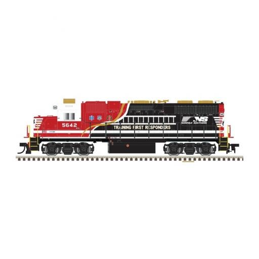 Atlas Model Railroad N GP38 w/DCC & Sound, NS #5642