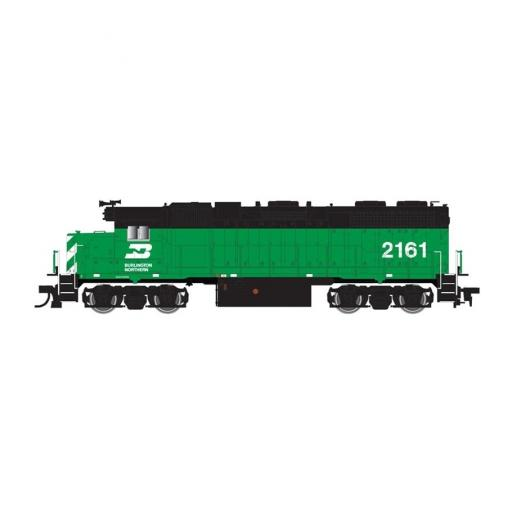 Atlas Model Railroad N GP38 w/DCC & Sound, BN #2183