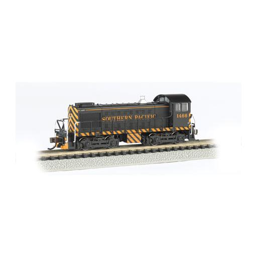 Bachmann Industries N S4 w/DCC, SP #1044
