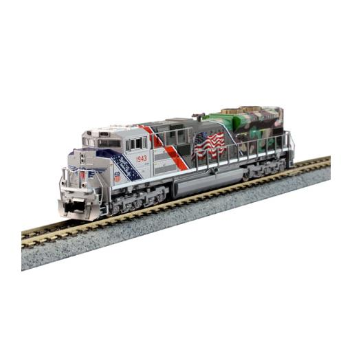 Kato USA, Inc. N SD70ACe w/TCS DCC, UP/The Spirit #1943
