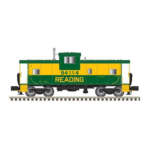 Atlas Model Railroad N Extended Vision Caboose, RDG #94111