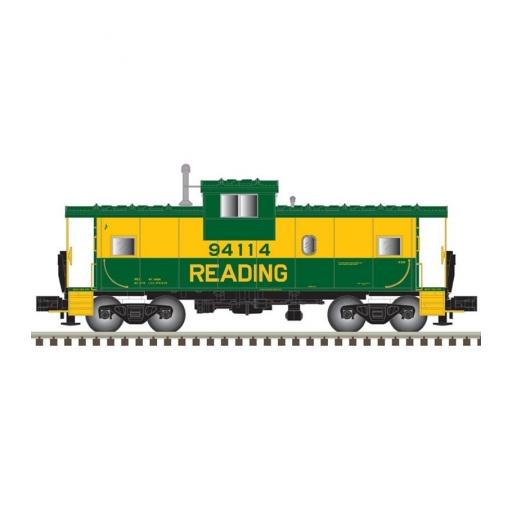Atlas Model Railroad N Extended Vision Caboose, RDG #94114