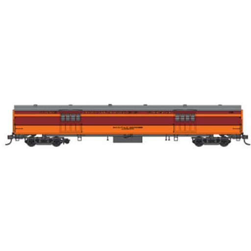 Fox Valley Models N Hiawatha Express Car, MILW #1116