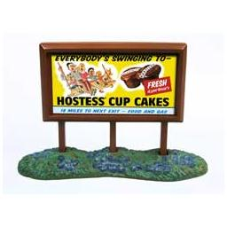 Click here to learn more about the Classic Metal Works N 1960s Country Billboard, Hostess.