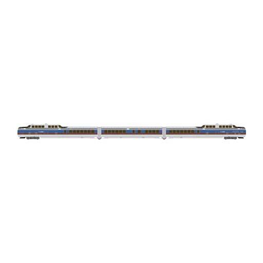 Rapido Trains Inc. N TurboTrain Set, PC/US DOT (3)