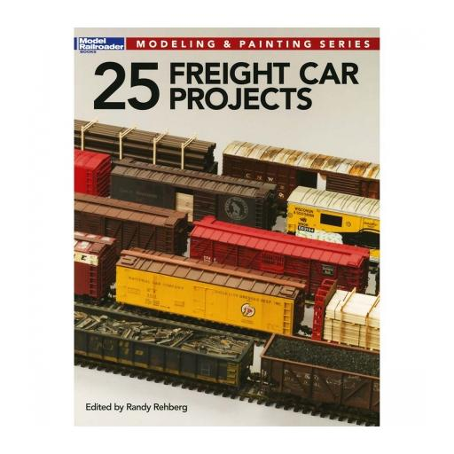 Kalmbach Publishing Co. Freight Car Projects