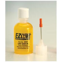 Click here to learn more about the Bachmann Industries EZ Lube Light Gear Oil.