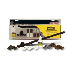 Click here to learn more about the Woodland Scenics Rail Tracker Cleaning Kit.