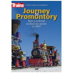 Click here to learn more about the Kalmbach Publishing Co. Journey to Promontory DVD.