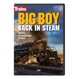 Click here to learn more about the Kalmbach Publishing Co. Big Boy Back in Steam DVD.
