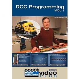 Click here to learn more about the Kalmbach Publishing Co. DCC Programming Volume 1 DVD.