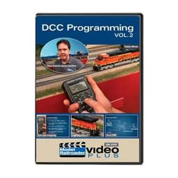 Click here to learn more about the Kalmbach Publishing Co. DCC Programming Volume 2 DVD.