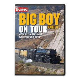 Click here to learn more about the Kalmbach Publishing Co. Big Boy Post Restoration Part II DVD.
