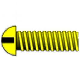 "Click here to learn more about the Woodland Scenics 0-80 1/2"" Round Head Machine Screw (5)."