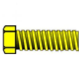 "Click here to learn more about the Woodland Scenics 0-80 3/8"" Hex Head Machine Screw (5)."
