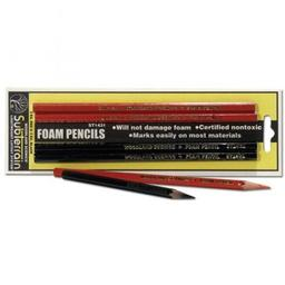 Click here to learn more about the Woodland Scenics Foam Markers, Red/Black (2 each).